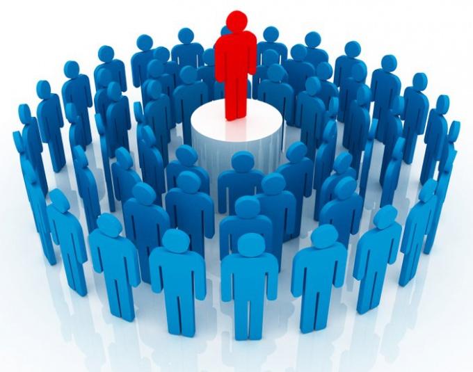 Лидерство как психологическое явление