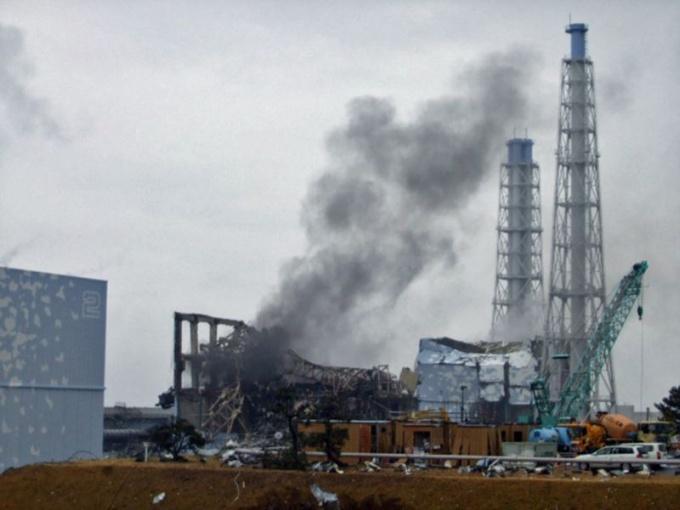 Авария на Фукусиме-1