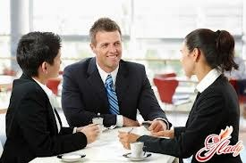 Собеседование с директором