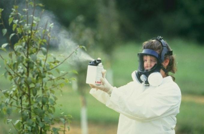 Микробиологическая защита растений