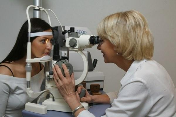 Какие бывают глазные болезни