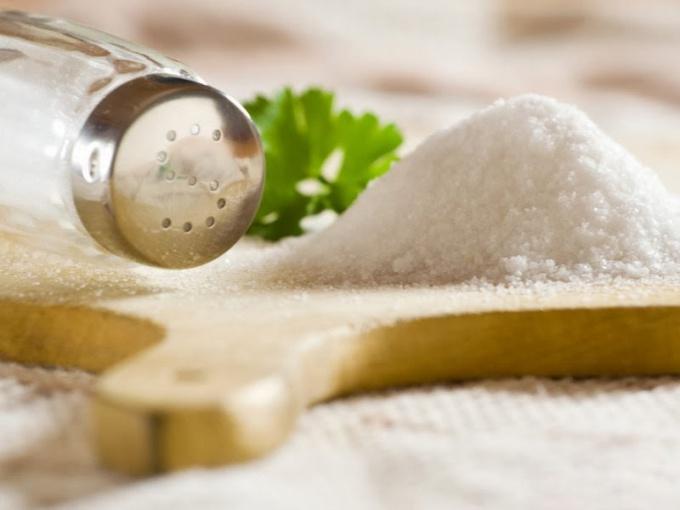 Когда люди раскрыли пищевую ценность соли