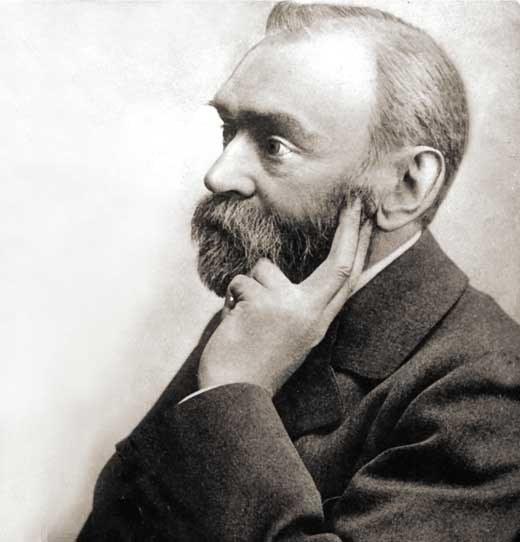 Изобретатель динамита и премии своего имени Альфред Нобель