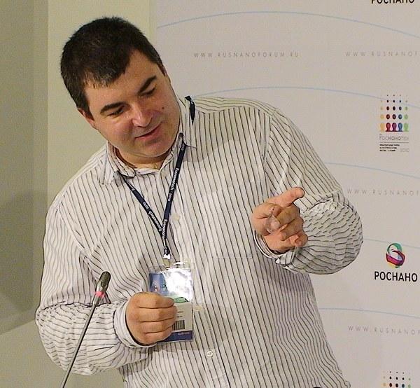Уралец Константин Новоселов стал нобелевским лауреатом и британским сэром