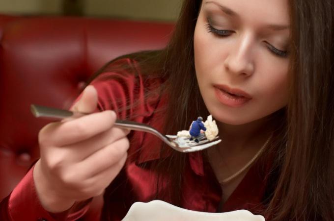 Как правильно составить график приема пищи