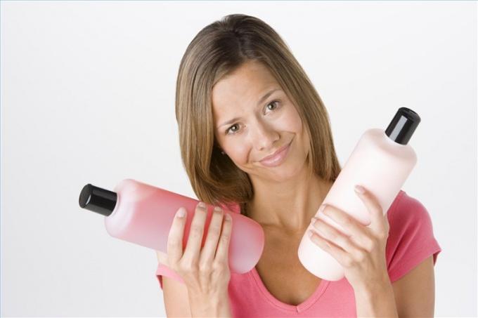 Как выбрать шампунь с кондиционером