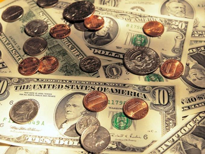 Виды денежных потоков