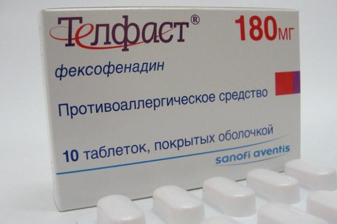Как принимать лекарственное средство «Телфаст»