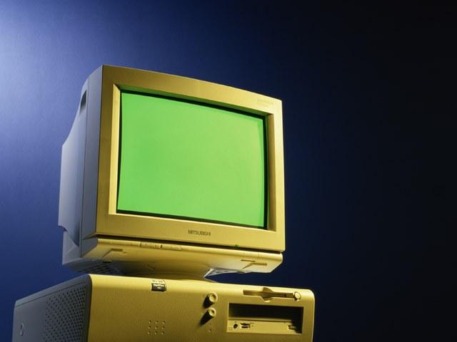 Старенькие компьютеры, современники дискет, тоже бывали атакованы вирусами