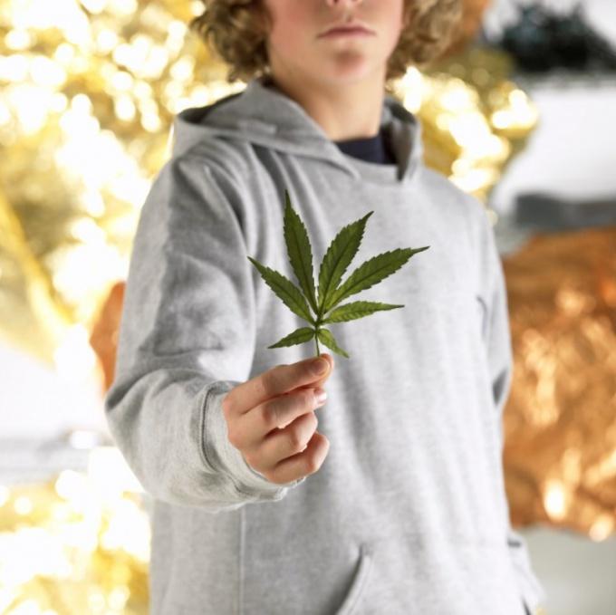 Наркотики имеют разрушительные последствия