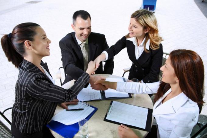 Деловые переговоры: подготовка, проведение, анализ