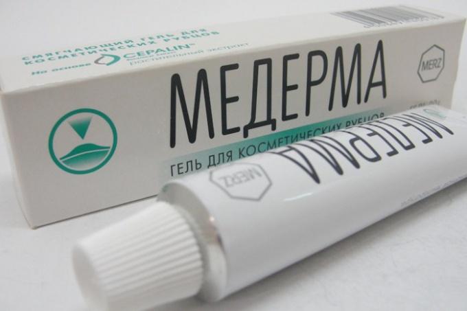 «Медерма»: инструкция и описание