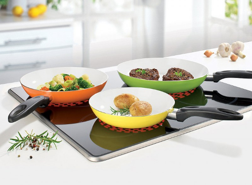Какую посуду использовать для керамической плиты