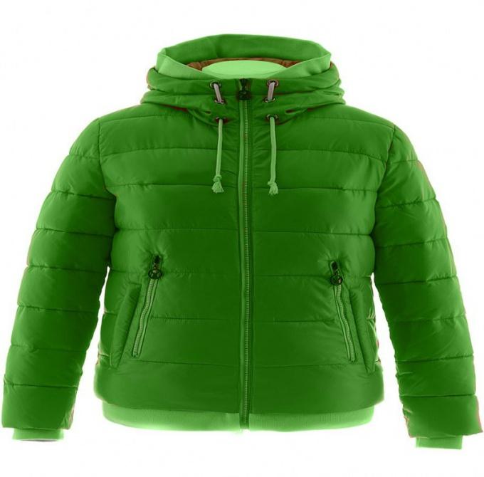 Спортивная куртка с утеплителем Thinsulate