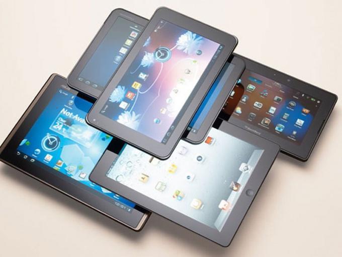 выбор планшета по фирме