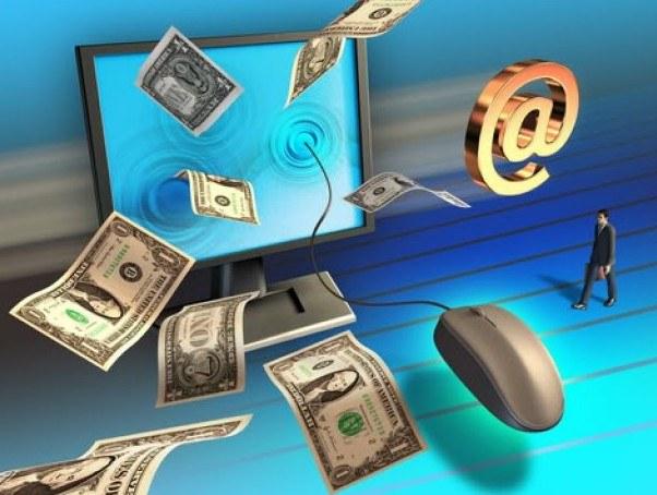 Как доход сайтов зависит от количества посещений
