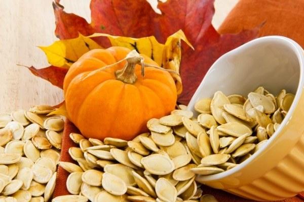 Семена тыквы: польза и вред