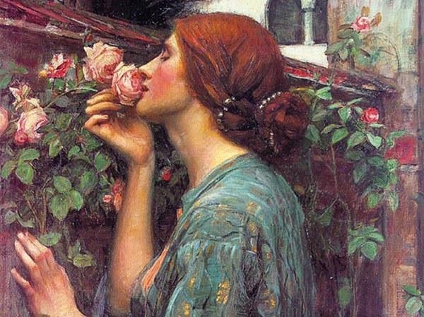 Джон Уильям Уотерхаус. Душа розы.