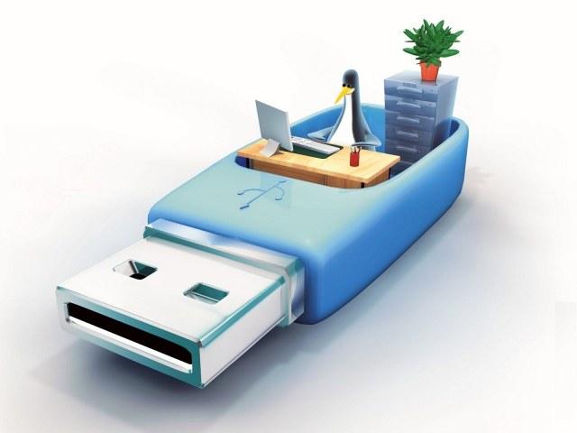 Стоит ли форматировать USB-флешку в NTFS
