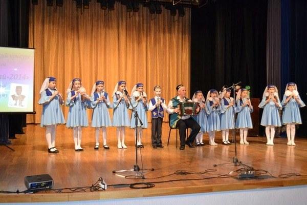 Конкурс исполнителей на курае в Казани