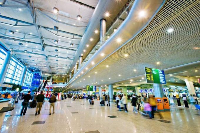 Как устроен аэропорт