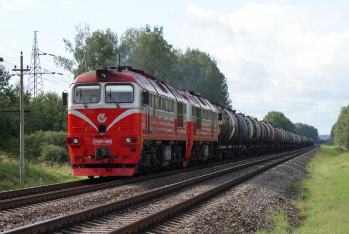 Где проходит маршрут поезда Адлер-Пермь