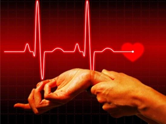 Причины учащенного сердцебиения