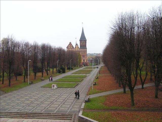 Какой климат в Калининграде