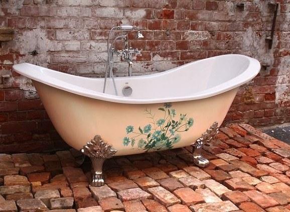 Как утилизировать старую чугунную ванну