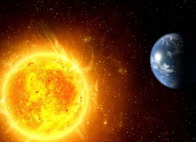 Как вращается Земля вокруг Солнца