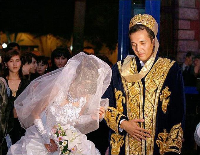 Как проходит узбекская свадьба