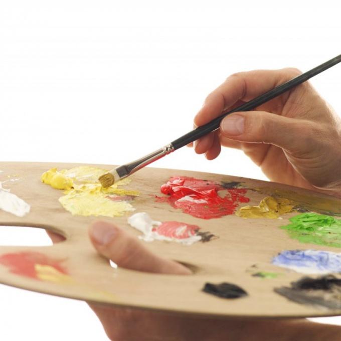 Почему все великие художники - мужчины