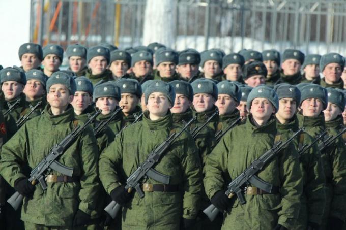 В какие войска можно попасть с категорией Б-3