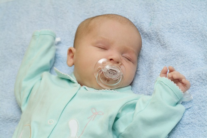 How much should the baby sleep in under one year of age
