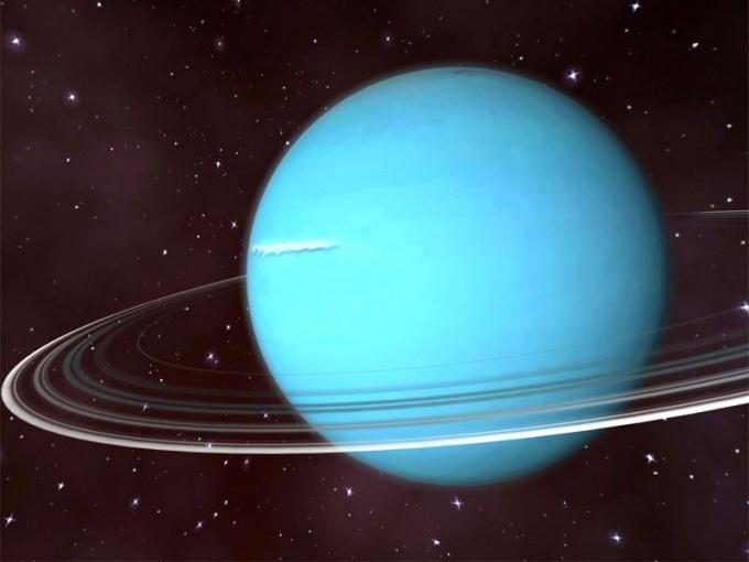 Все о планете Уран