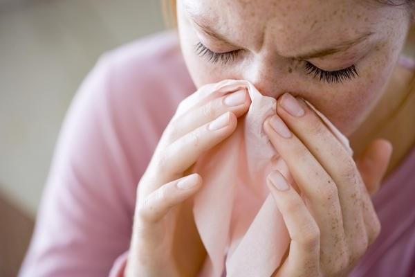 Болезни носовых пазух