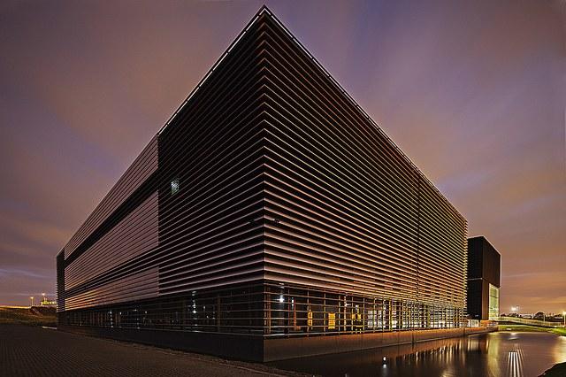 Дата-центр в Амстердаме