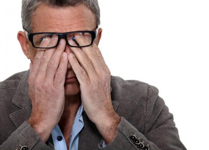 Синдром сухого глаза: причины и лечение