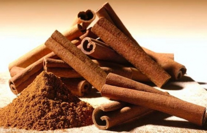 How to grind the cinnamon at home