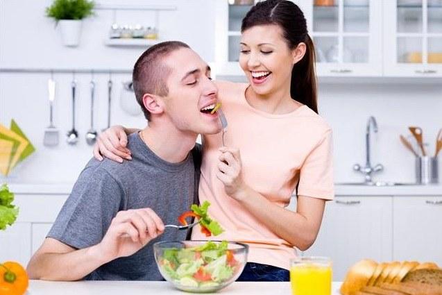 Пища, повышающая потенцию