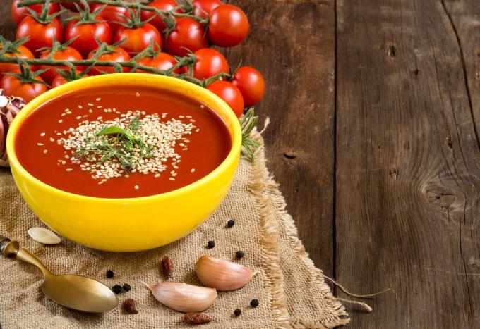 Готовим суп гаспачо по-испански
