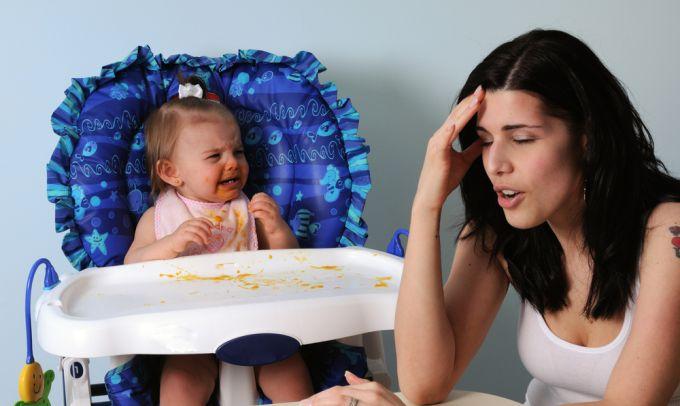 Восстановление после родов: послеродовая депрессия