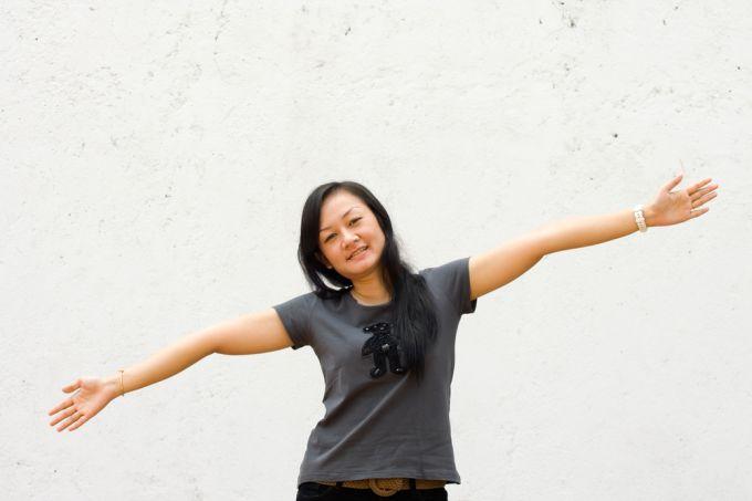 Женщины: плюсы и минусы маленького роста