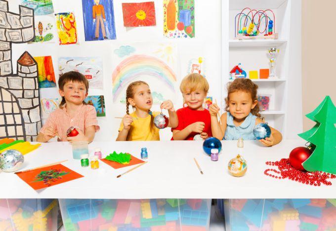 Интересные идеи праздничного оформления группы в детском саду