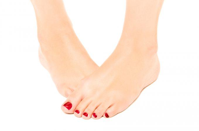 Как удалить шипицу на ноге