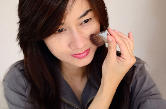 The basis for make-up: how to give the skin a perfect appearance