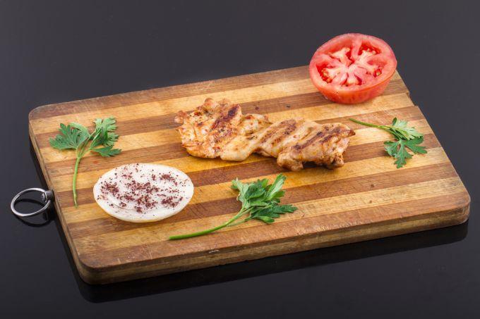 Рецепт отбивных из куриного филе