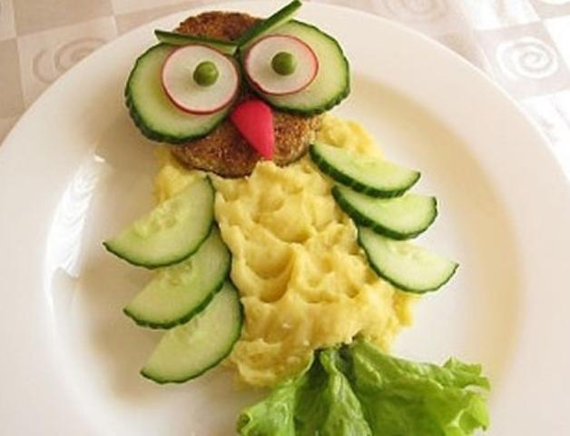 Как приучить ребенка есть овощные блюда