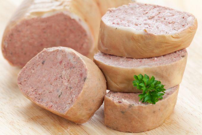 Вкусная бюджетная закуска - ливерная колбаса