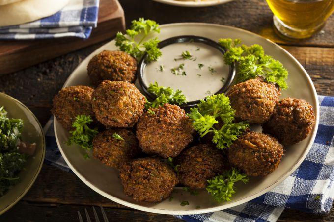 Знакомимся с блюдами ливанской кухни